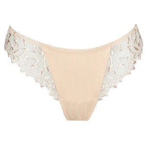 String tanga Deauville caffe latte