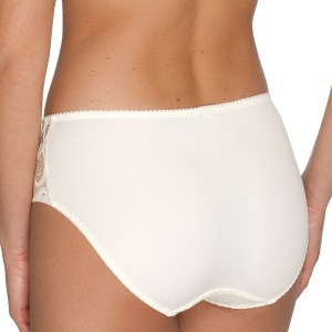 Culotte haute grande taille Madison Naturel