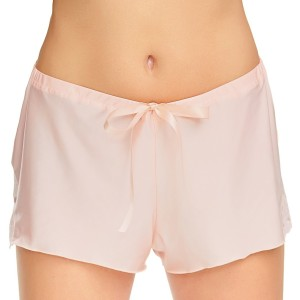 Short satiné avec broderie suisse Sienna Tea rose